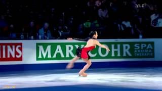 浅田真央選手のWorld 2009 EX「ポル・ウナ・カベサ」の音質を改善しまし...