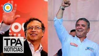 Colombia define su presidente en segunda vuelta | #TPANoticias