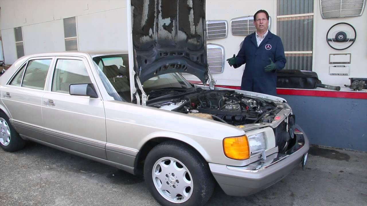 380sl Fuel Filter Gasoline Model Mercedes Sitting Too Long 1975 To 1995