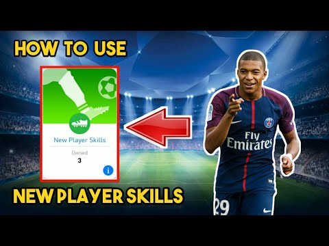 Download How To Use Items New Player Skills Pes 2019 Mobile