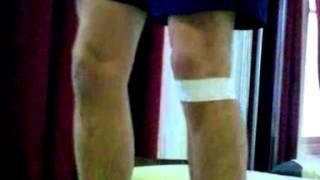 stretches for patellar tendonitis