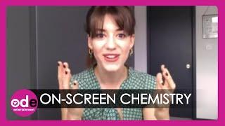 Normal People: Daisy Edgar-Jones on creating 'chemistry' with Paul Mescal