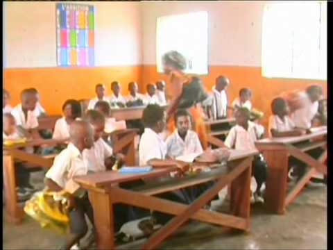 En Classe, Kinshasa, D.R. Congo (Nederlands)