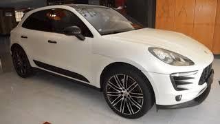 Porsche Macan S para Venda em Racar . (Ref: 488003)
