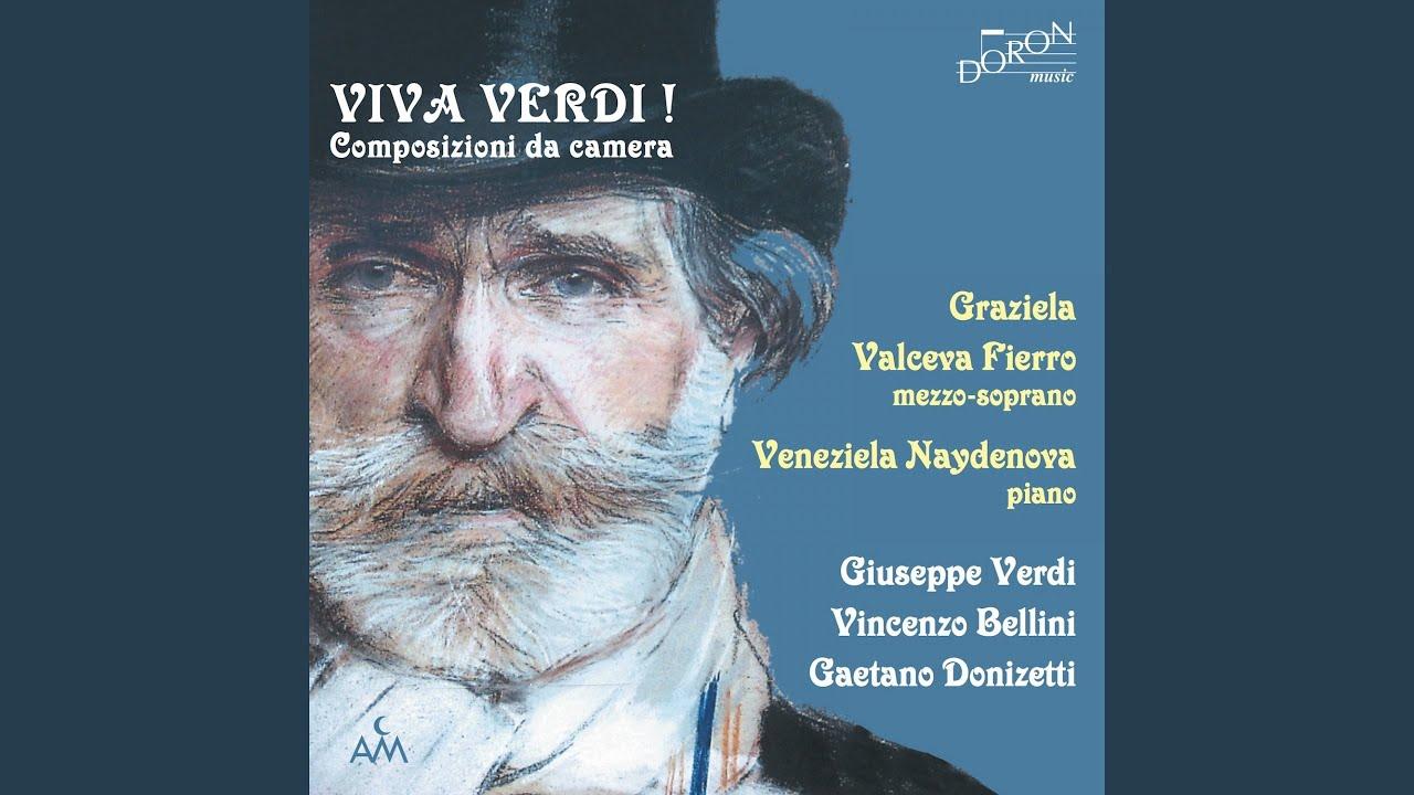 for Voice and Piano Composizioni da camera