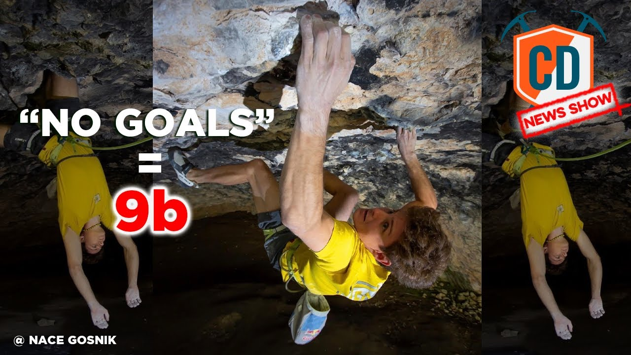Download Domen Škofic Send His FIRST 9b... | Climbing Daily Ep.1900