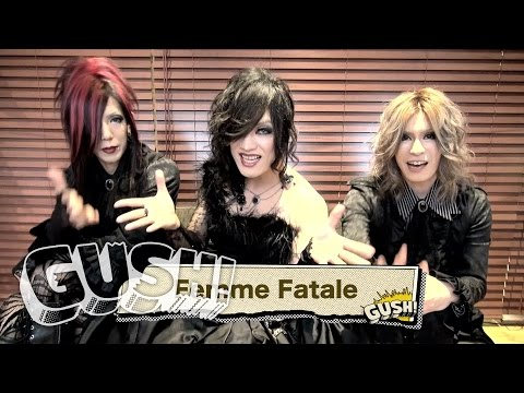【GUSH!】 #54 Femme Fatale インタビュー <by SPACE SHOWER MUSIC>