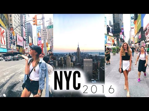 Travel Diary// New York 2016