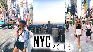 Travel Diary// New York 2016