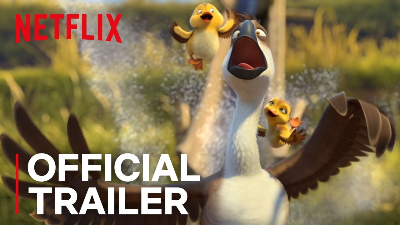 Duck Duck Goose | Official Trailer [HD] | Netflix