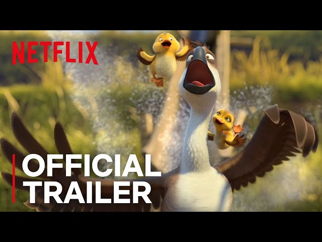 Duck Duck Goose | Official Trailer | Netflix