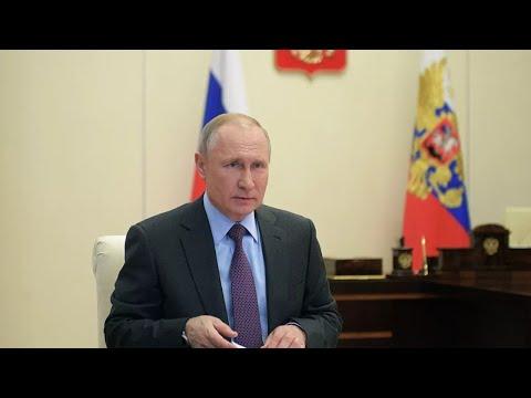 Путин провел совещание по коронавирусу