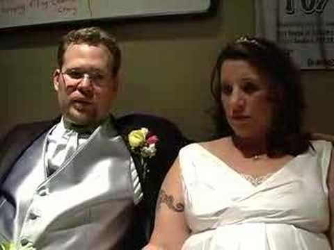Todd/Wendy Radio Wedding!