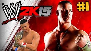 WWE 2K15 : Auf Rille zum Titel #1 [FACECAM] - SPANNUNG PUR !! HD