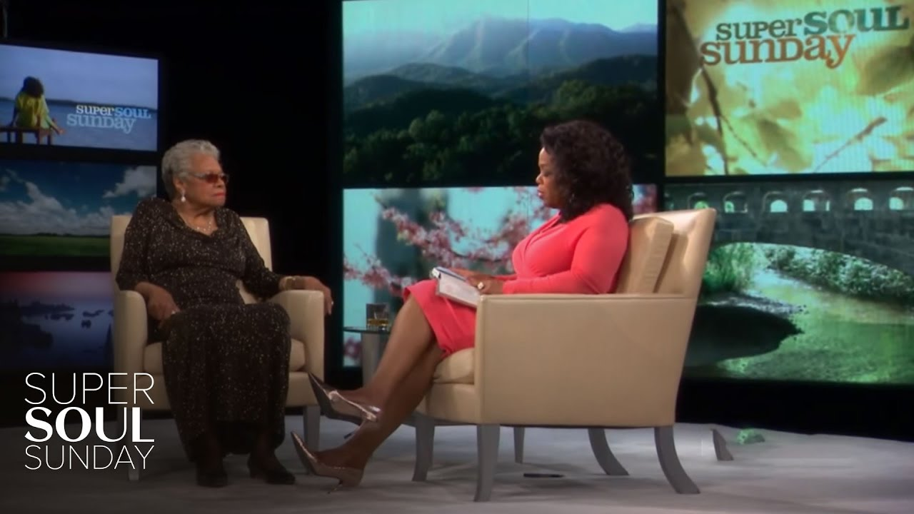 Maya Angelou Opens Up About Getting Pregnant At 16 And -1035