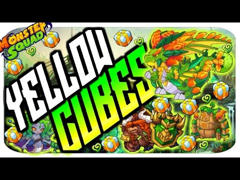 Download monster squad cubes opening ep 12 yellow cubes