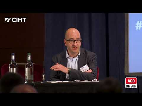 Local roads, Carillion and post-brexit funding - Elliot Shaw - Executive Director Highways England