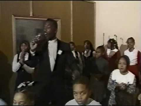 "Anointed Talented Kids Carver Christian Academy youth choir "" J.E.S.U.S"""