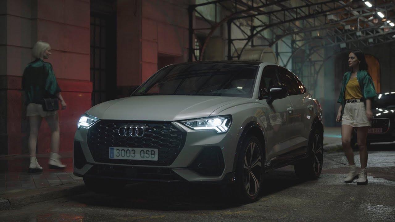 Ser único se elige. Accesorios Originales Audi.
