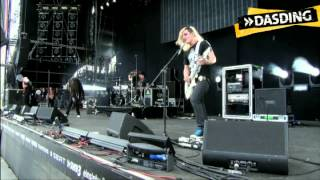 Love and Death Live At Rock Am Ring 2013 (Nürburgring, Germany 06-07-2013)