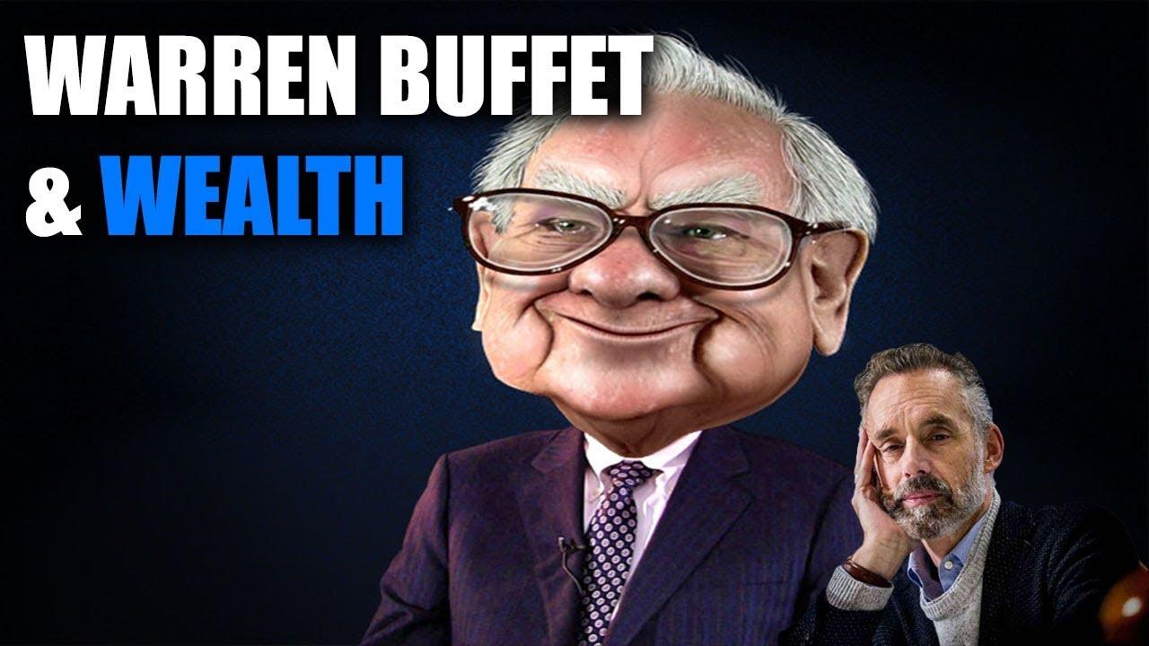 Desempleados Adelante Contable  Jordan Peterson - Warren Buffett and Wealth - YouTube