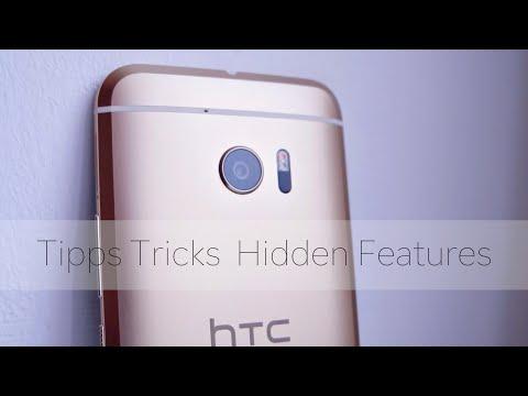 HTC 10 - die besten Tipps und Tricks (deutsch)