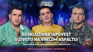 AKTUELNO: Kristijan, Lepi i Gradimir - Ekskluzivna ispovest o životu na vrelom asfaltu! (1.8.2020)