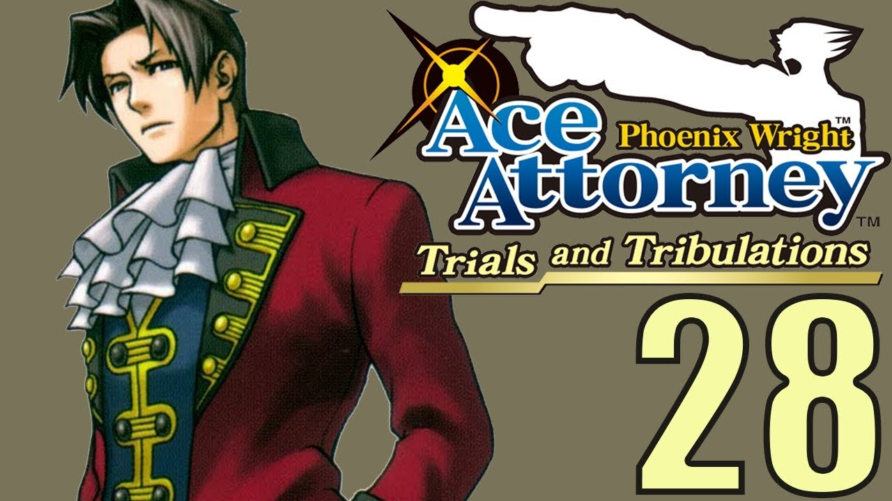 Phoenix Wright Ace Attorney Tat 28 The Poison Hawthorne Youtube Troubles and events that cause suffering: youtube