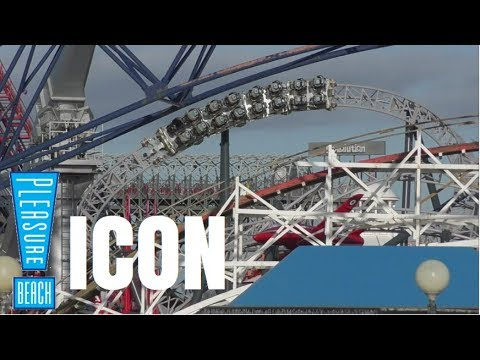 ICON Testing at Blackpool Pleasure Beach