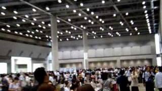Comiket 2008 at Tokyo Big Sight 01