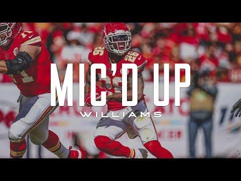 Damien Williams Mic'd Up | Week 6 vs. Houston Texans