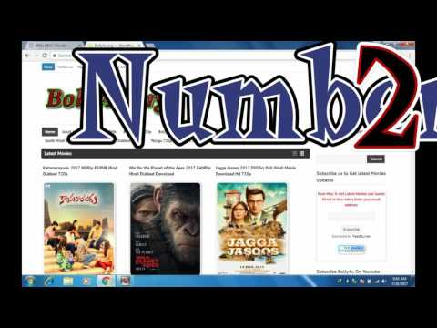 How to Download Highly Compressed Movies (2017)
