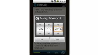 Canvas Annual Lead Poisoning Prevention Checklist Mobile App