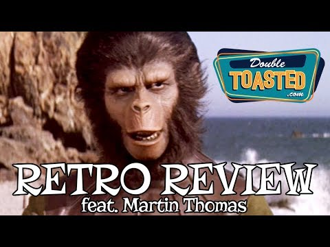 PLANET OF THE APES (1968) - RETRO MOVIE REVIEW HIGHLIGHT - Double Toasted