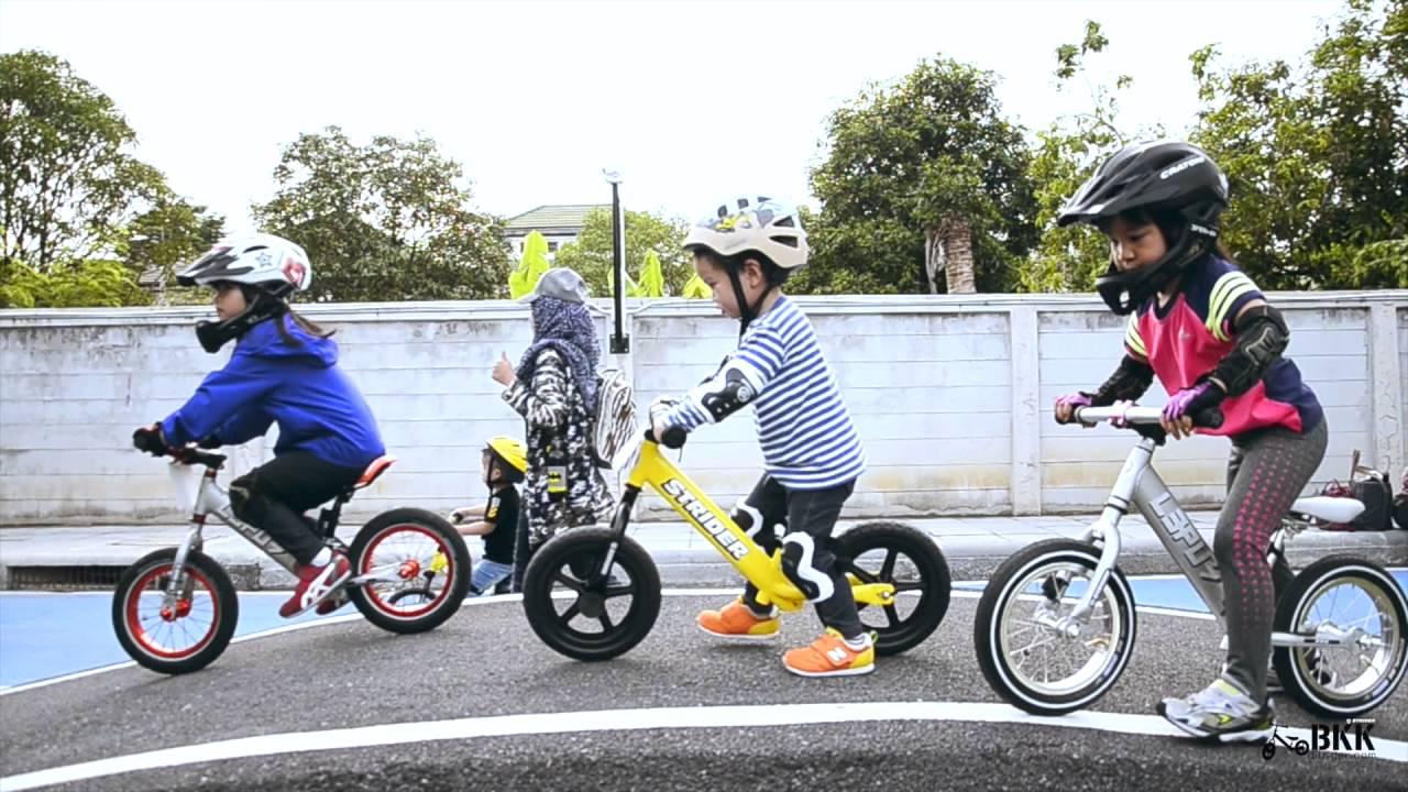 Strider Adventure Zone   Peppermint Bike Park  2 - YouTube 44bed1f38