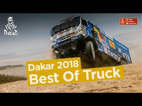 Best Of Truck - Dakar 2018