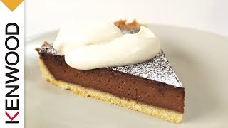 Chocolate Tart | Kenwood Titanium Chef | Recipe Thumbnail
