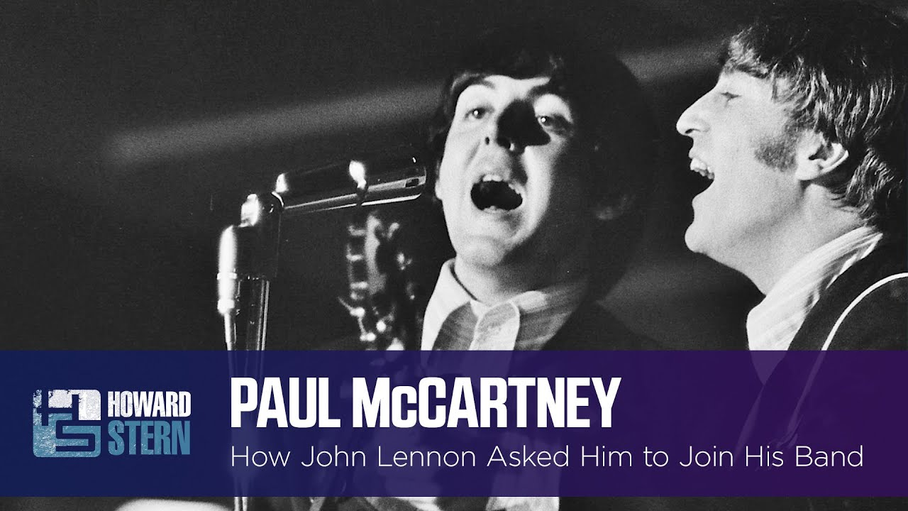 Paul McCartney Says No One Cared About His Music … Until He Met John Lennon