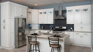 Best White Kitchen Cabinets | Design Ideas for White Cabinets