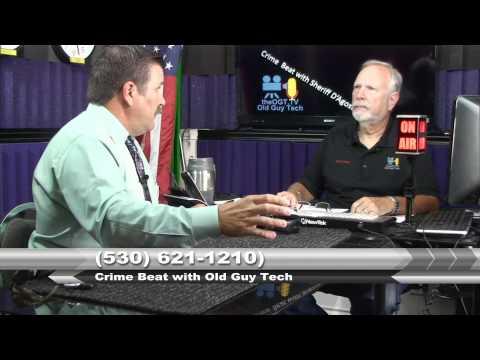 TheOGT.TV Interviews El Dorado County Sheriff John D'Agostini