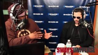 Magician David Blaine Talks Tricks Going Wrong & Signing with the Devil on Sway in the Morning