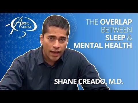 The Overlap Between Sleep & Mental Health - Shane Creado, MD thumbnail