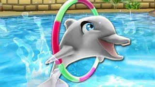 Best Games for Kids to Play - My Dolphin Show - Fun Game For Kids