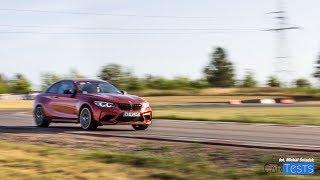 BMW M2 Competition w Polsce test PL Pertyn Ględzi