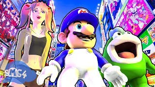 Download Video SMG4: The Japan Trip MP3 3GP MP4