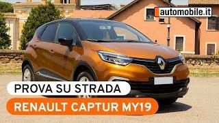 Renault Captur 1.3 TCe 2019 - Prova su strada