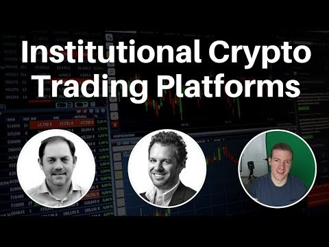Trading for Institutional Investors - Interview with Caspain