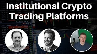 Trading for Institutional Investors - Interview with Caspian
