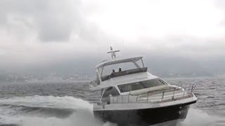 Azimut 72 from Motor Boat & Yachting