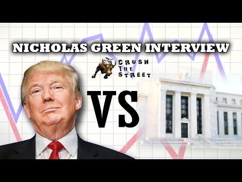Trump VS FED - Privatization of Fannie Mae & Freddie Mac a HUGE Profit Opportunity - Nicholas Green
